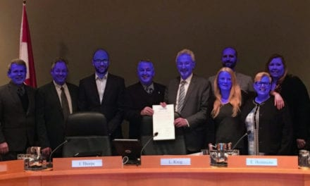Shocking Photo of Nanaimo Council in Blueface Discovered